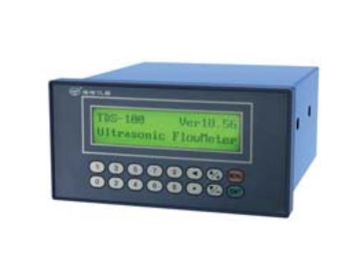 固定盘装式超声波流量计